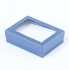 Chain/pendant box with window